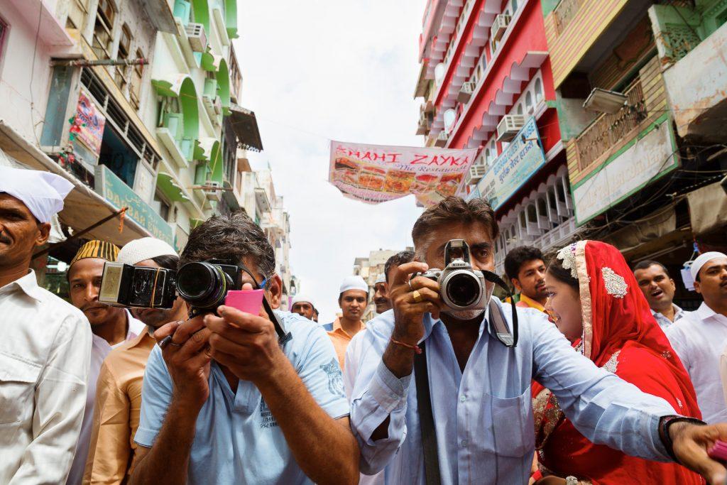 Komm mit uns 2020 auf der Fotoreise Indien auf einen bunten Fotostreifzug durch Rajasthan.