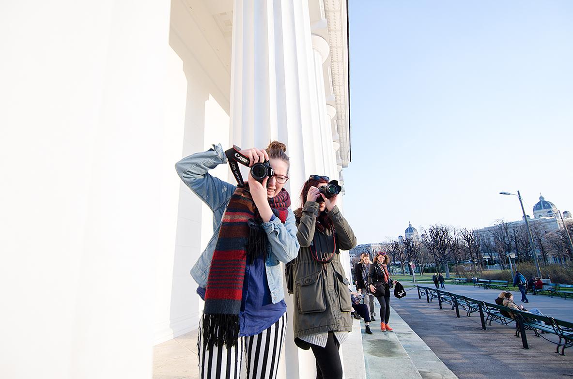 Fotokurs Wien Theseustempel Fotografie fotografieren lernen Fotoreise
