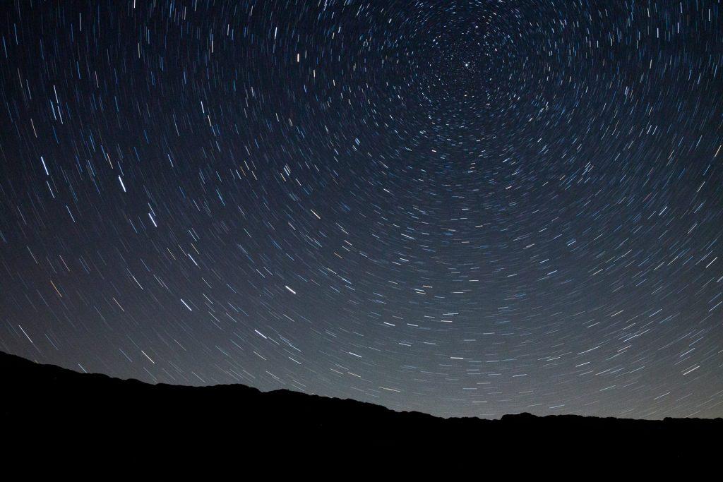 Auch in der Nacht haben wir viel Zeit für Langzeitbelichtungen eingeplant.