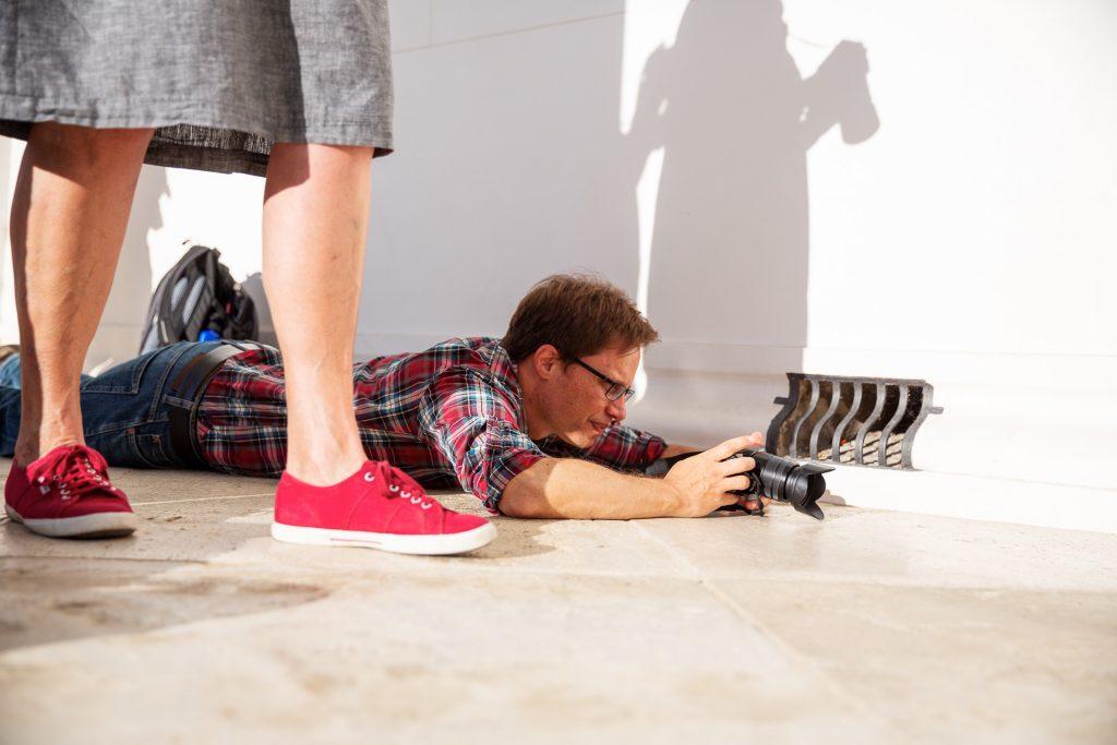 Warum so viele Fotofüchse am Boden landen? In diesem Fotokurs erfährst du die Antwort.