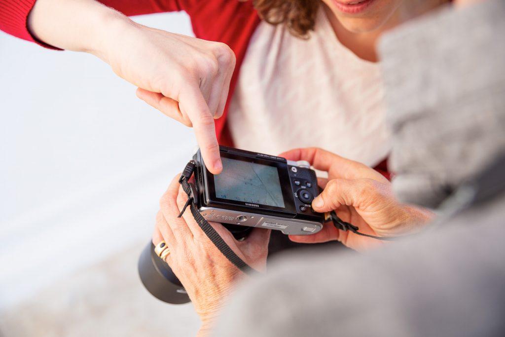 Wir erklären dir, wie dein Foto in der Kamera entsteht.