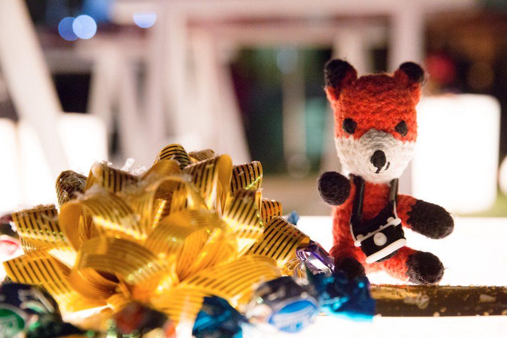 Bei unserem Fotokurs mit Weihnachtszauber Finn zeigt dir weihnachtliche Motive.