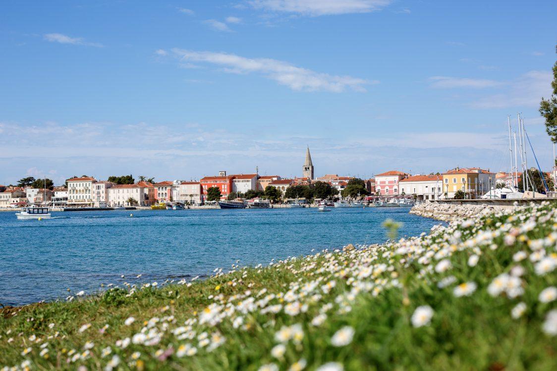 Auf unserer Fotoreise Kroatien erkunden wir die Adriaküste und entdecken dabei die beiden kleinen Städte Porec und Rovinj mit unseren Kameras.