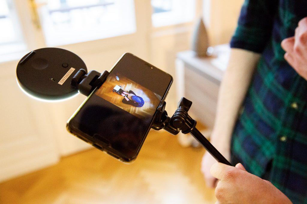Spannendere Fotos mit deinem Smartphone erreichen.