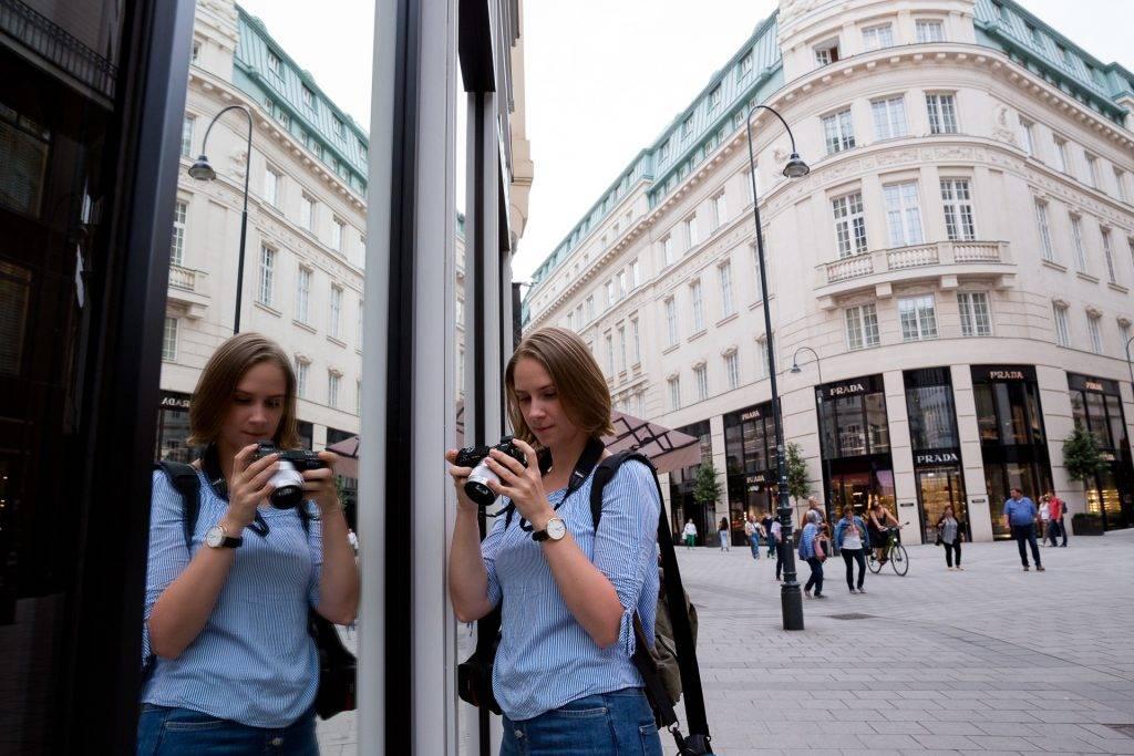 Bei unserem Fotokurs Ausgefuchste Stadtbilder lernst du die Kunst der Straßenfotografie zu meistern.