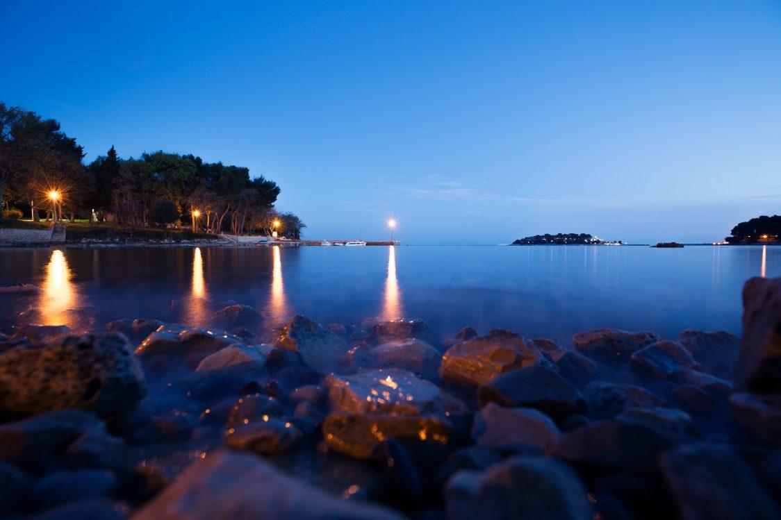 Auf der Fotoreise Kroatien erlernst du den Einsatz von Graufiltern, um deine Fotos noch länger belichten zu können.