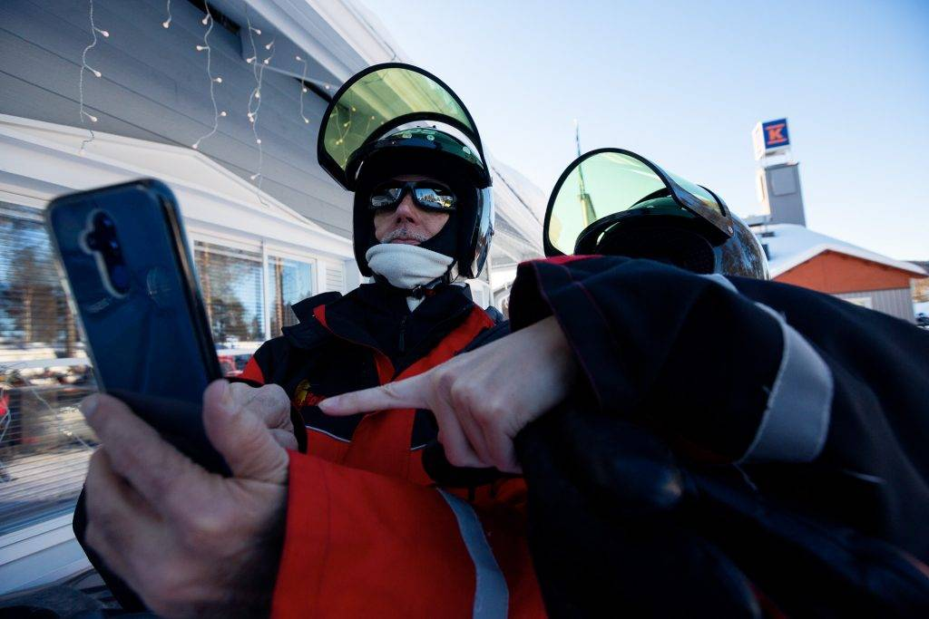 Bei der Fotoreise Finnland kannst du sogar auch mit deiner Handy-Kamera teilnehmen. Dabei liegt dein Fokus mehr auf unserer Augen- und Lichtschule.