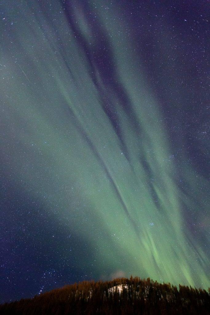 Ausgefuchste Reisefotos mit den wohl spektakulärsten Lichtspielen der Natur.