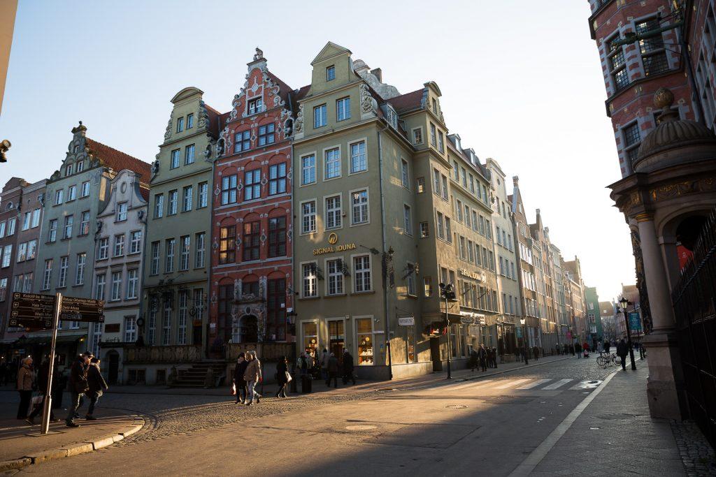 Auf unserer Fotoreise Danzig gehen wir auf Fotostreifzug durch die Altstadt und die Rechtsstadt. Die beiden Stadtteile wurden nach historischen Vorgaben nach den beiden Weltkriegen wieder aufgebaut.