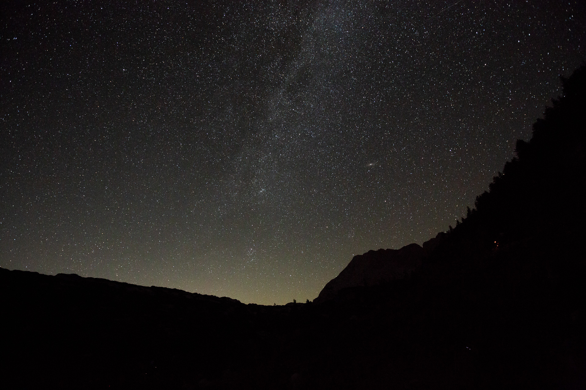 Mach deine Kamera fit für das Fotografieren unter dem Sternenhimmel.