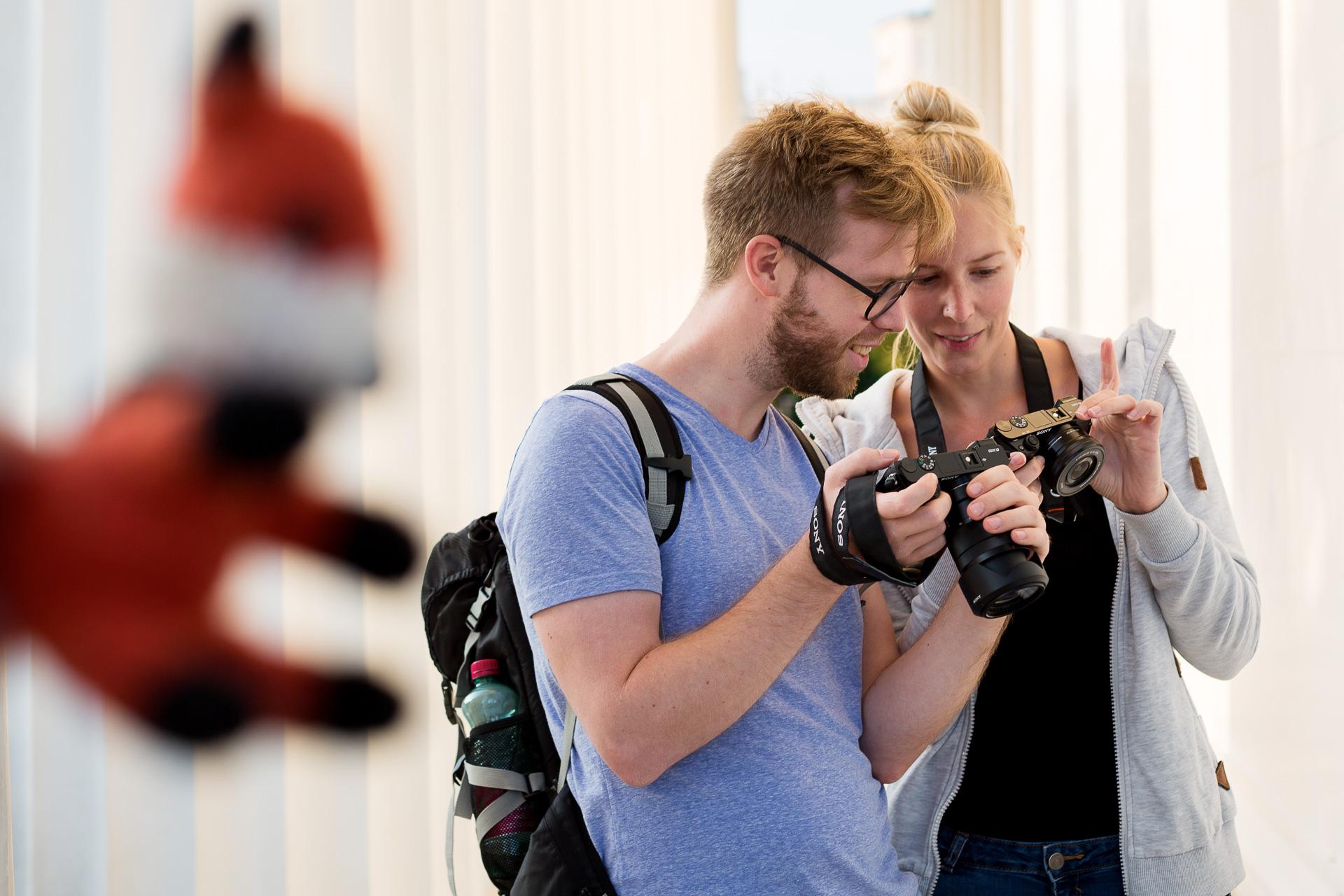 Bei unserem Fotokurs Wien mal anders zeigt dir Finn viele Tipps und Tricks zum Thema Licht in der Fotografie.