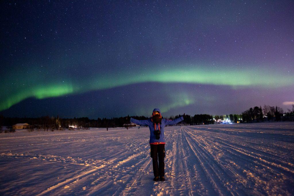 Schwerpunkt unserer Fotoreise Finnland sind die winterlichen Motive im hohen Norden und das spezielle Licht des finnischen Winters.