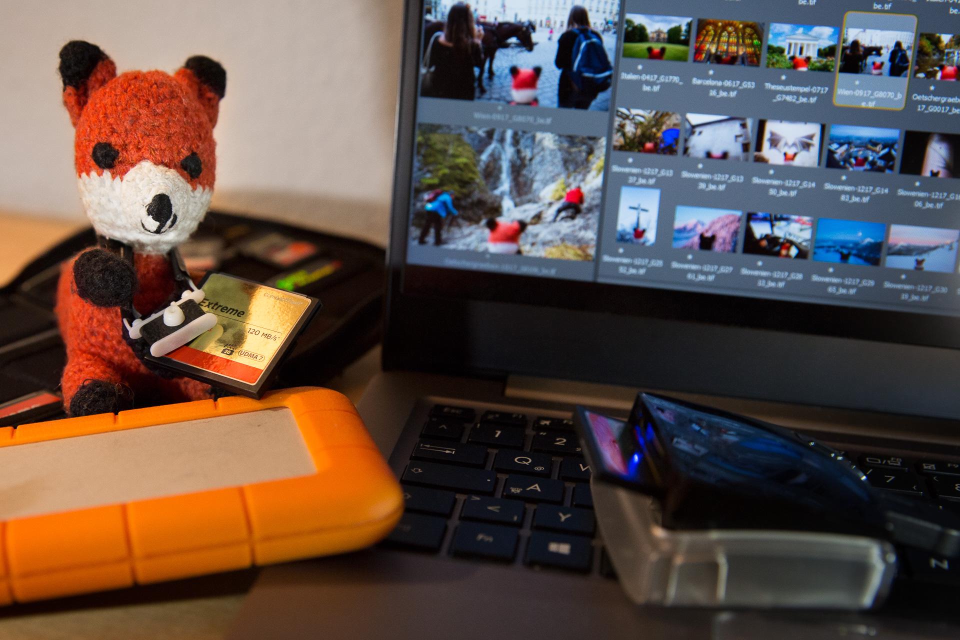 Fotoreisen & Fotokurse 2020. Bei unseren Tageskursen zum Thema Postproduktion lernst du im Modul 1 die Datensicherung und im Modul 2 die Fotobearbeitung.