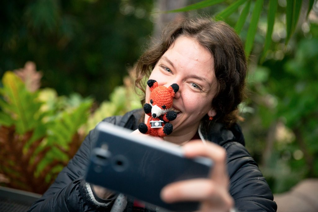 Wir stellen dir unser neues Programm für Kameras und Handy-Kameras persönlich vor.