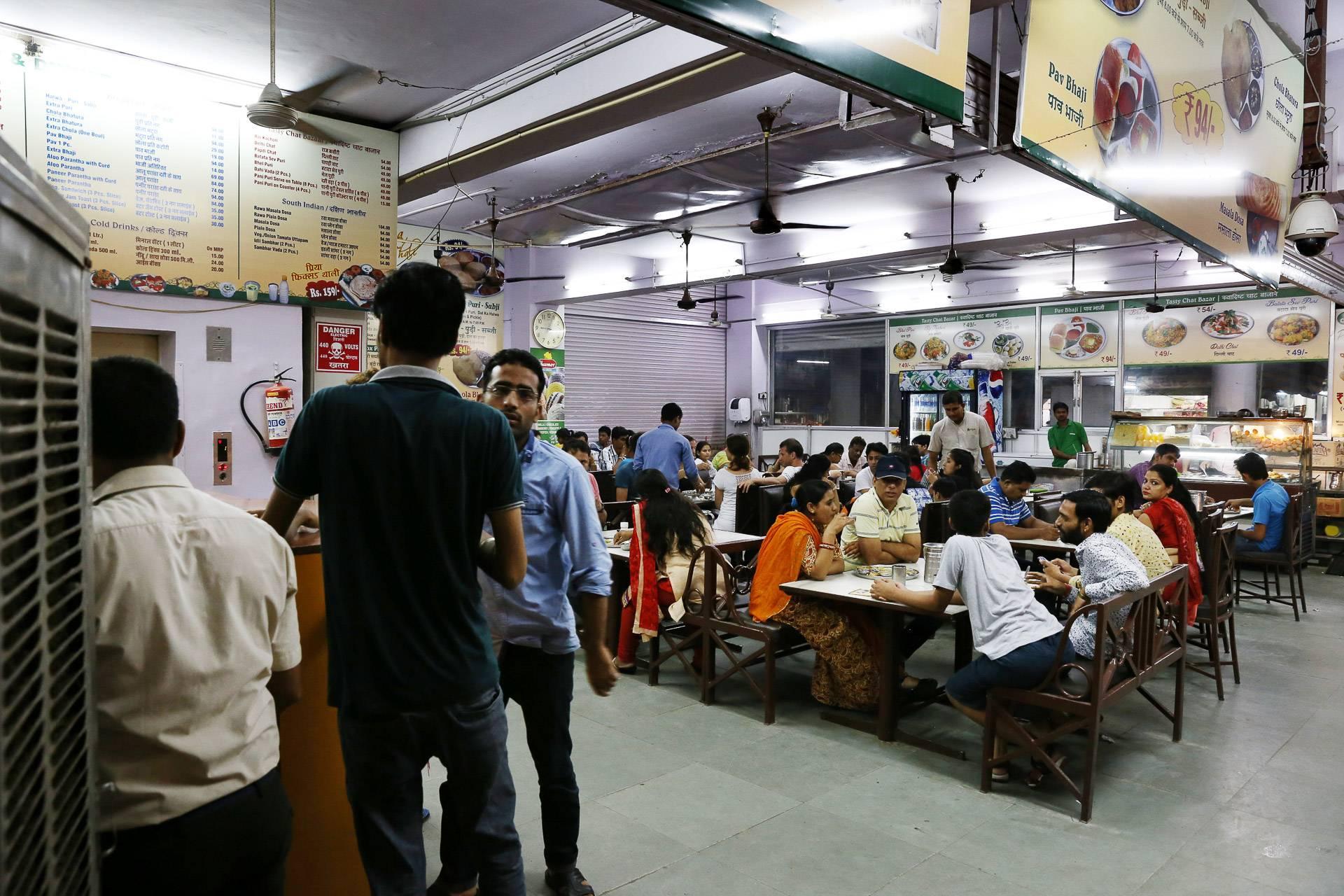 Bei vielen Restaurants erübrigt sich eigentlich die Frage, ob man nach dem Essen noch gemütlich sitzen bleiben möchte.