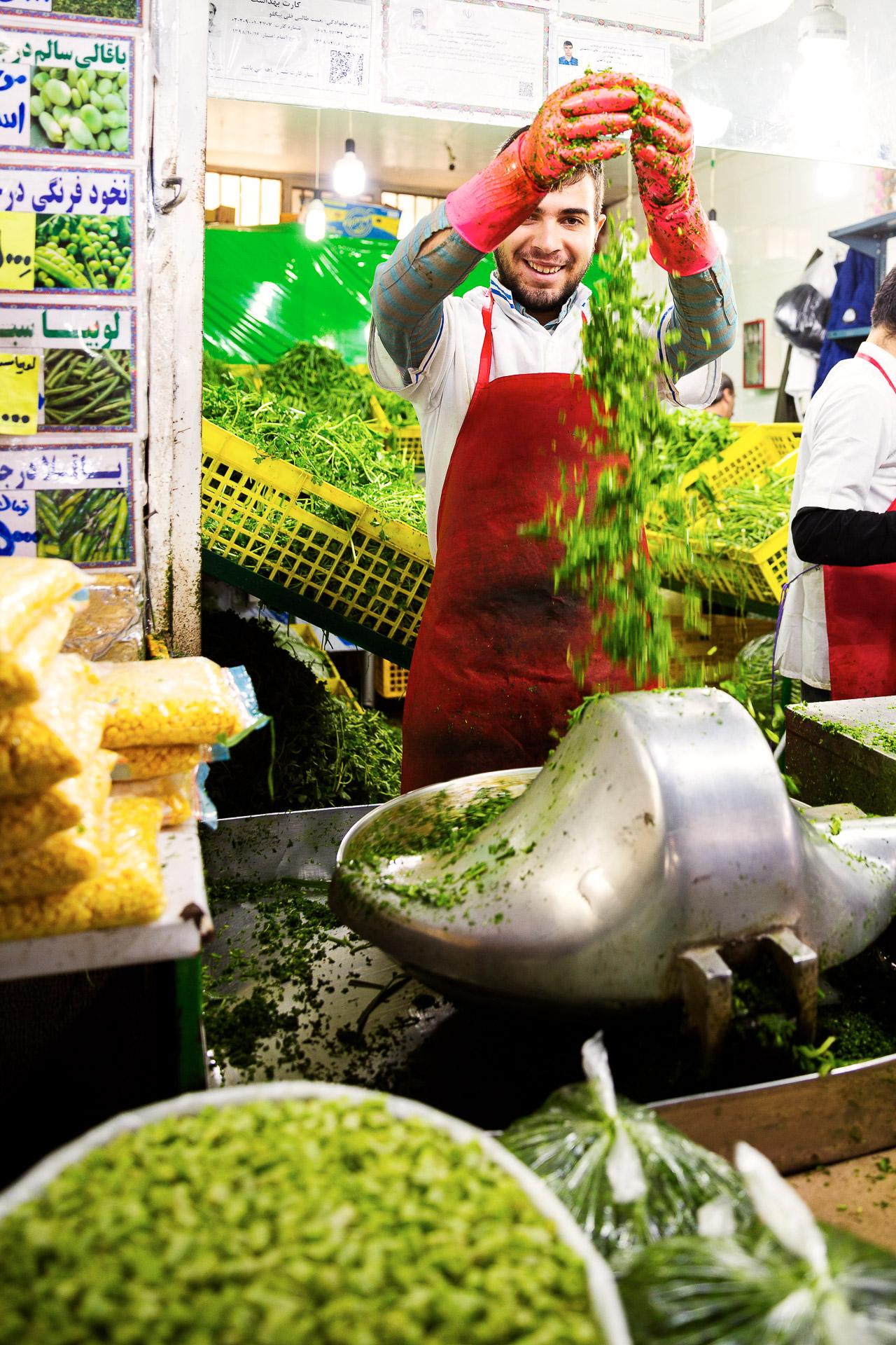 Die FOTOFÜCHSE Wunschorte. Die kulinarische Reise in den Iran verlängern und sich auf den vielen Märkten von einem Stand zum nächsten kosten.