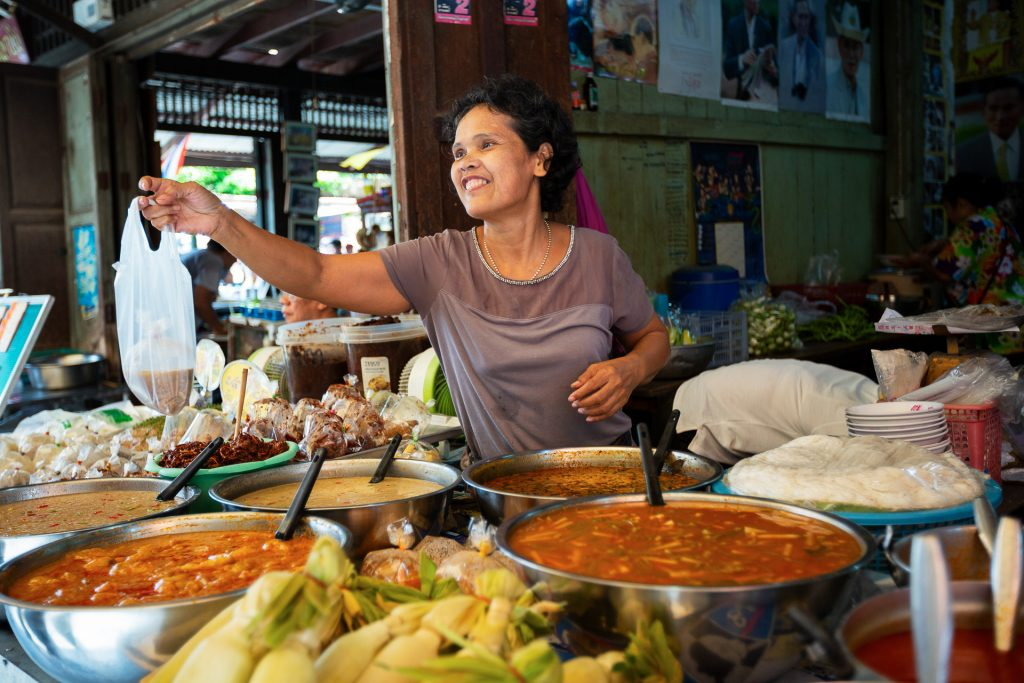 Die FOTOFÜCHSE Wunschorte. Eine ausgiebige kulinarische Reise quer durch das exotische Gaumenparadies Thailand planen. Streetfood. Hunger!