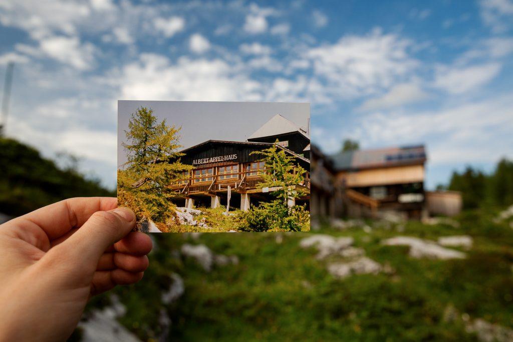 Das Appelhaus kennen wir bereits seit den Zeiten der analogen Fotografie. Früh übt sich ;-)