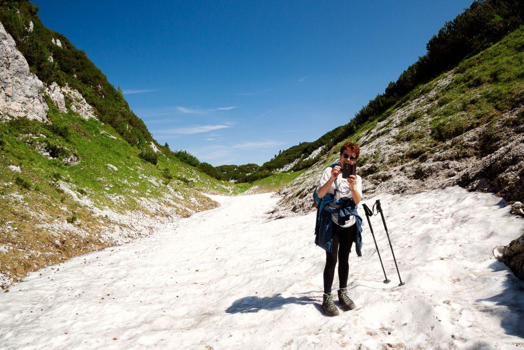 Bei diesem Wander-Fotostreifzug kannst du auch mit deiner Handy-Kamera teilnehmen. Hauptsache du hast dein Superfuchskostüm an.