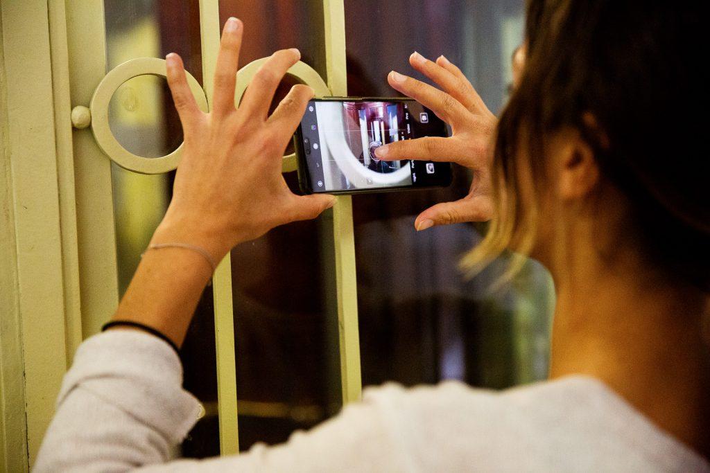Hol das Beste aus deiner Handy-Kamera heraus.