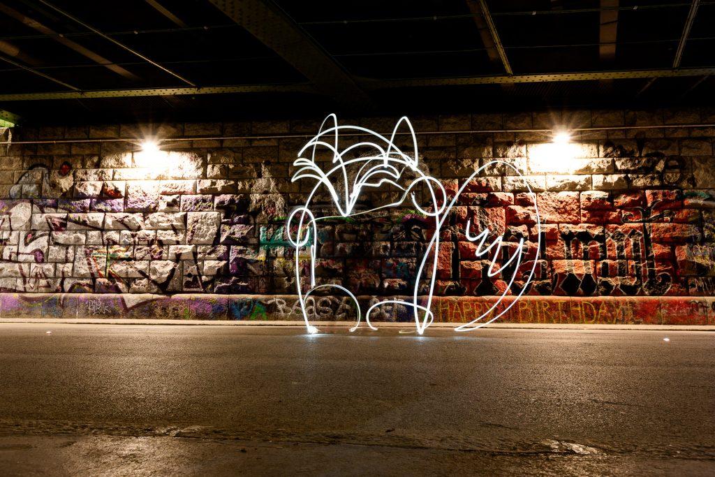 Wünsch dir dein Lieblingsmotiv. Wir malen es auf dein Foto und Picasso wäre stolz auf uns!