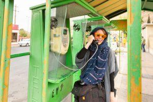 Melde dich bei Fotofuchs Katharina mit all deinen Fragen. Wenn's mal mit dem Antworten länger dauert, funktioniert meist das Münztelefon während der Fotoreise gerade nicht.