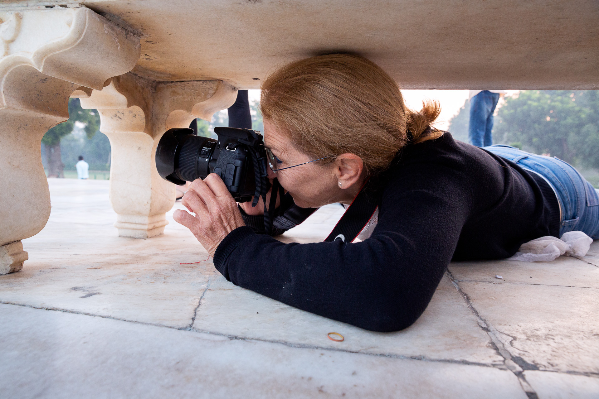 Lass dir besondere Perspektiven und Motive zeigen und gestalte deine Reisefotos spannender.