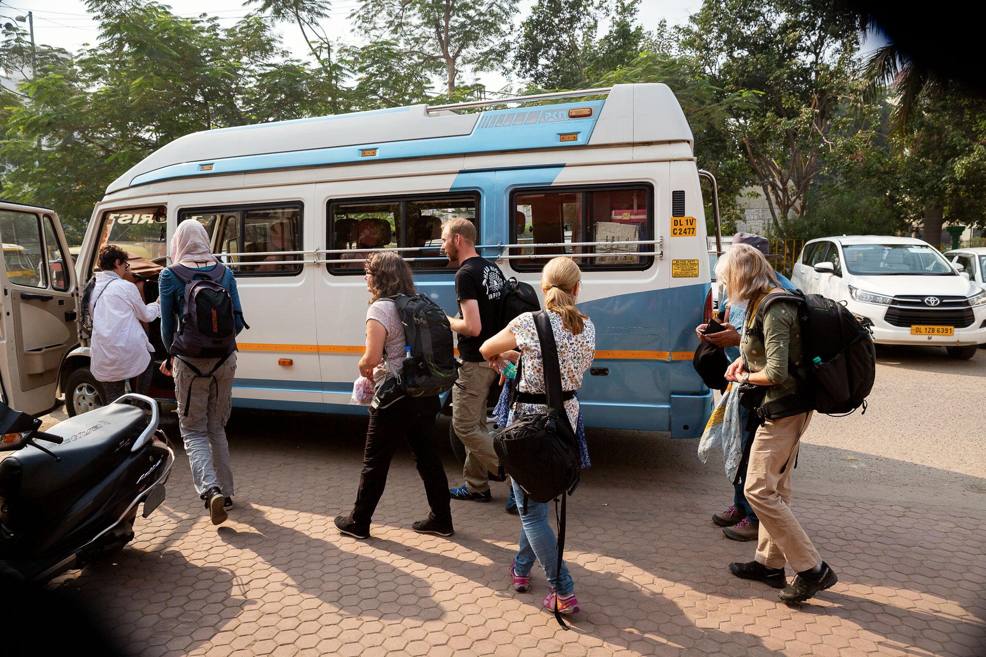 Fotostopp. Dieses Wort lernt jeder Fahrer unseres persönlichen Fotoreise-Busses am Schnellsten.