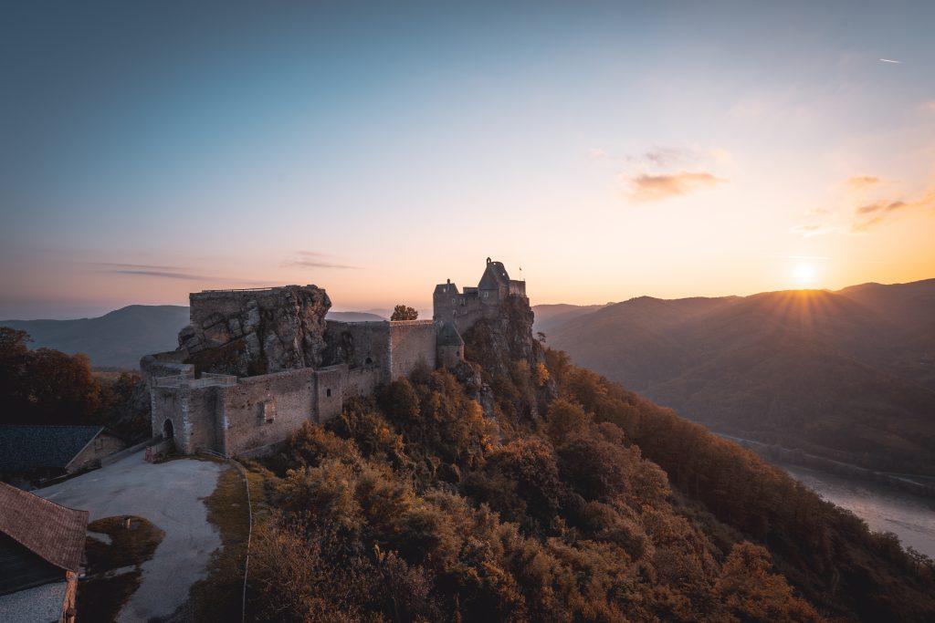 Komm mit uns beim Fotokurs Aggstein & Nibelungen auf fotografische Spurensuche in der Wachau.