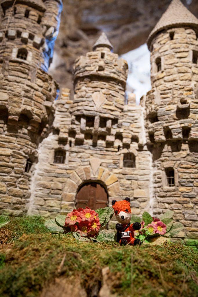 ...und nimm mit uns fotografisch die Burgruine Aggstein ein.
