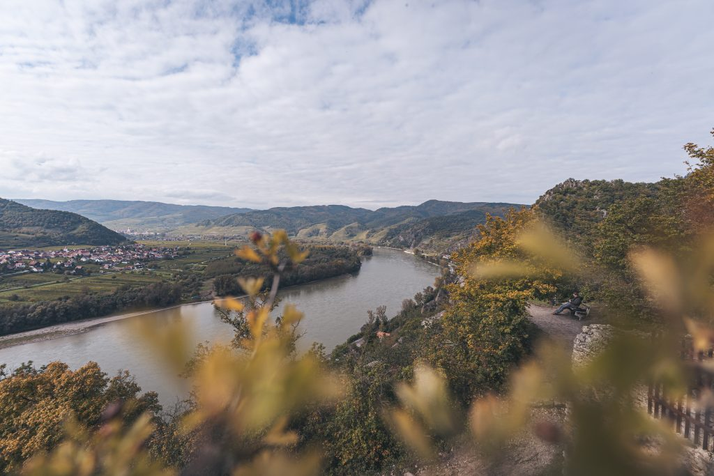 Beim Fotokurs Sagenhaftes Dürnstein zeigt sich die Natur der Wachau von ihrer schönsten Seite.
